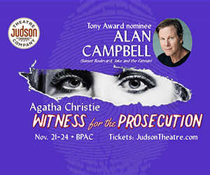 Judson Theater - Witness for the Prosecution