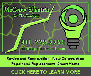 McGraw Electric of the Sandhills