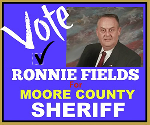 Ronnie Fields for Sheriff