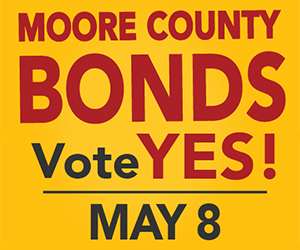 Vote Yes for the 2018 Moore County Education Bonds