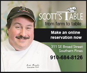 SCOTT'S TABLE