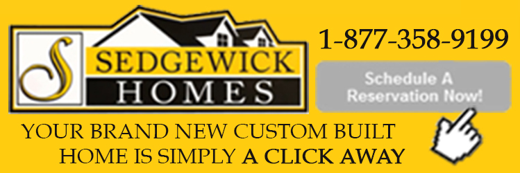 Sedgewick Homes - See their Design Center in Pinebluff