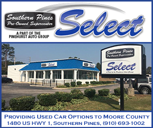 Southern Pines Select Pre-Owned Auto Sales