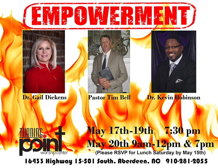 empowermentconference 2017 flyer