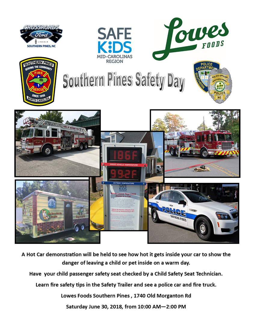 safetyday lowes 2018