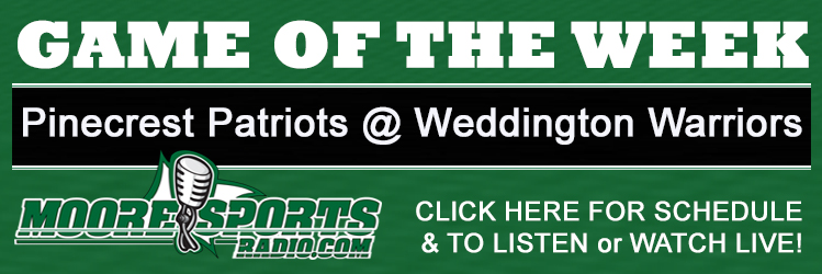 gameoftheweek weddington
