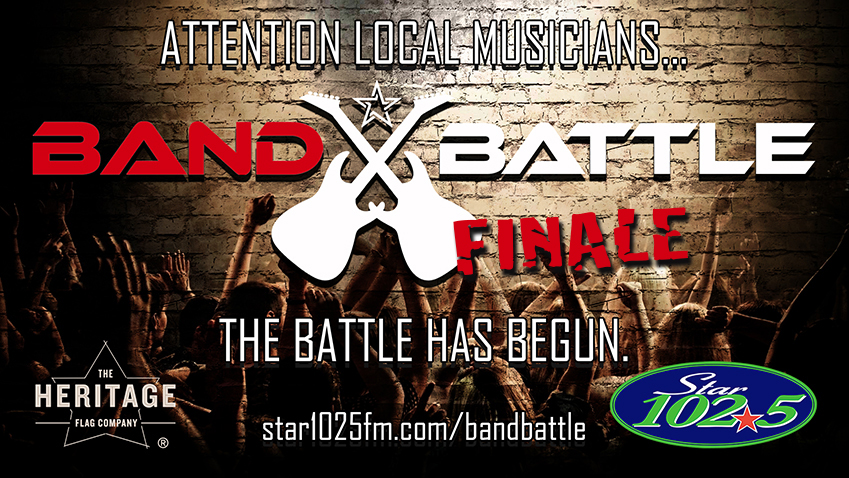 bandbattle has begun 845slide
