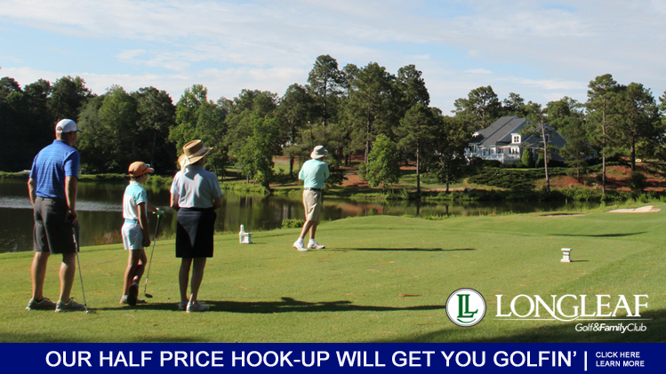 hookup golf longleaf slide