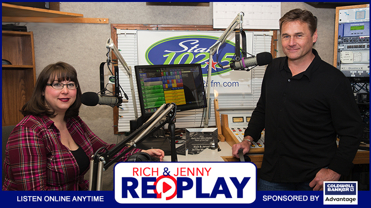 richnjenny REPLAY slide