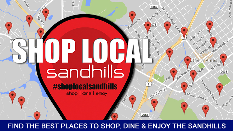 shoplocal sandhills slide
